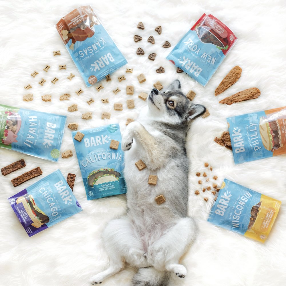 Bark snacks